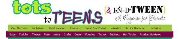 Tots to Teens Magazine - Del Sol Color Changing Polish & Hair Clips