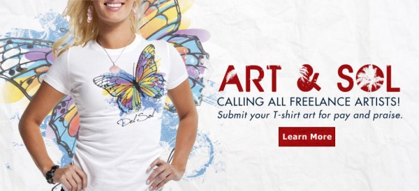 Del Sol's Art & Sol Freelance Program