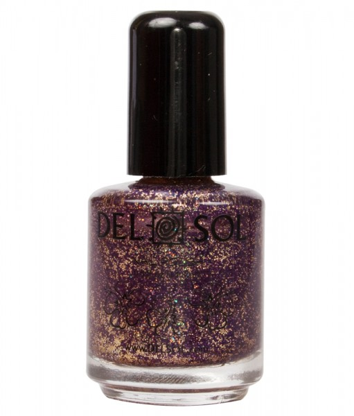 Starry Night Color Changing Nail Polish by Del Sol