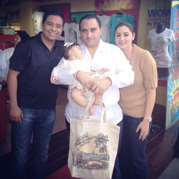 Cozumel Governor Visits Del Sol Store