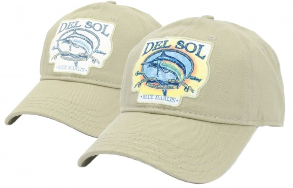 low profile sport fishing color changing del sol hat