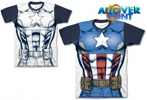 2014 Del Sol Spring Design Captain America Suit