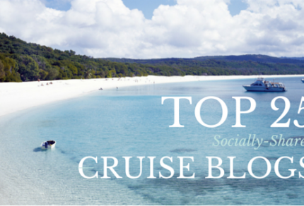 Top 25 socially shared crusie blogs