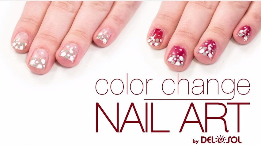 Del Sol Color-Changing Nail Polish Featured in Forbes Magazine